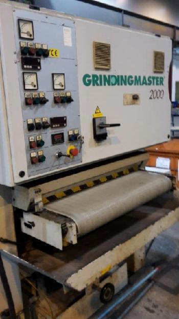 Blechentgratmaschine GR 2300 - 900 Produktbild
