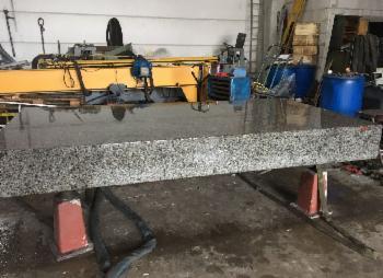 HOMMEL Dura Granit Anreiß- und Meßplatte Produktbild
