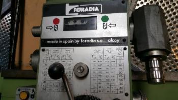 Foradia GR 50 / 1200 Produktbild