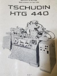 Produktbild 2 zu MaschineTschudin HTG 440