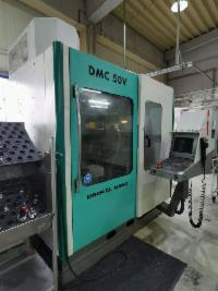 Produktbild 2 zu MaschineDMG DMG 50 V