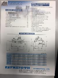 Produktbild 5 zu MaschineACRA AEG  1240