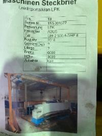 Produktbild 1 zu MaschineLPK GM 2 500. - 2 HF / 6
