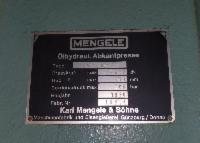 Produktbild 2 zu MaschineMengele DA 160 - 25