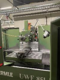 Produktbild 3 zu MaschineHermle UWF 851 H
