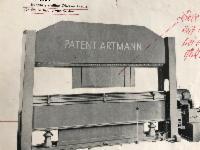 Produktbild 6 zu MaschineARTMANN JE 110 / 2500