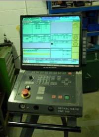 Produktbild 4 zu MaschineMAHO MH 600 W