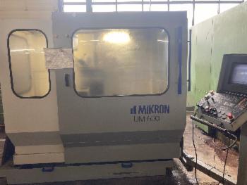 Mikron UM 600 HS Produktbild