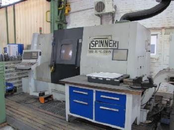 Spinner TC 110 SMCY Produktbild