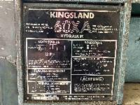 Produktbild 3 zu MaschineKingsland 60 XA